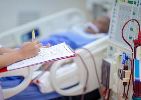 Sestra špecialistka v ošetrovateľskej starostlivosti o dialyzovaných pacientov