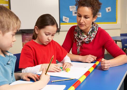 Pedagogický asistent