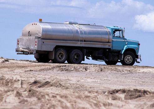 Vodič špeciálneho nákladného motorového vozidla