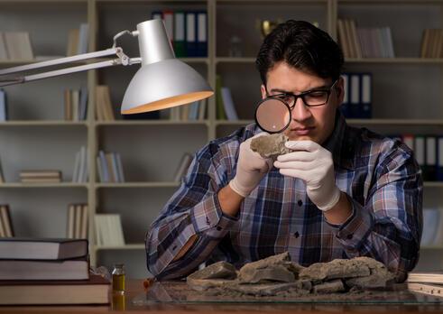 Archeológ (okrem výskumu)