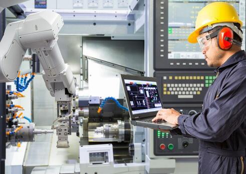 Strojársky špecialista automatizácie