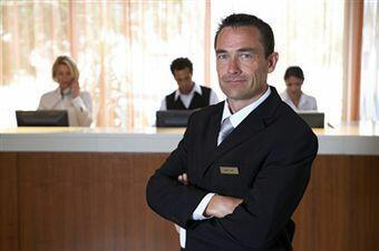 Vedúci recepcie