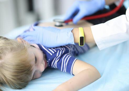 Pediatrický pneumológ a ftizeológ