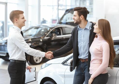 Predajca motorových vozidiel