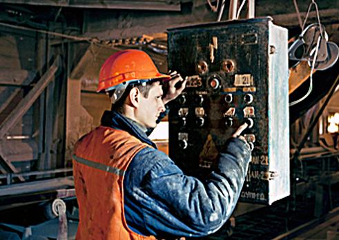 Majster (revírnik) elektroúdržby v ťažobnom priemysle