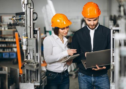 Riadiaci pracovník (manažér) v strojárskej výrobe