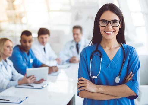 Riadiaci zdravotnícky pracovník - sestra