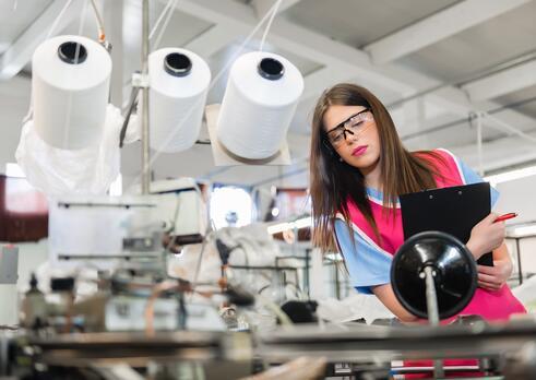 Špecialista technológ v textilnej výrobe