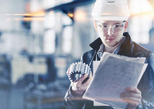Strojársky technik kontroly kvality